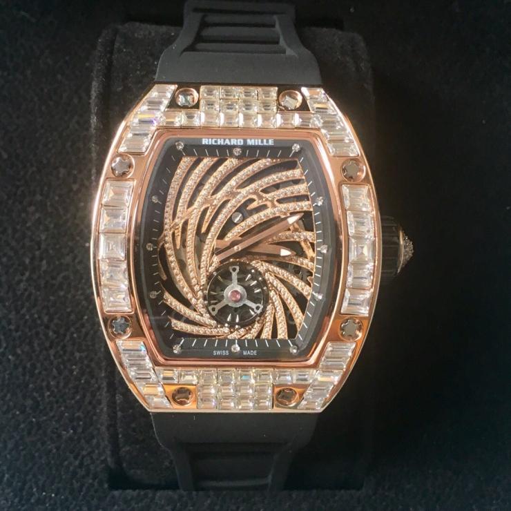 理查德米勒RM复刻手表厂家直销