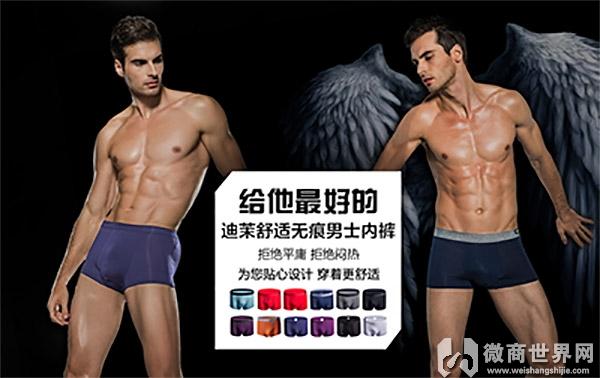 内衣微商代理第一品牌-迪茉聚拢调整型内衣微商代理