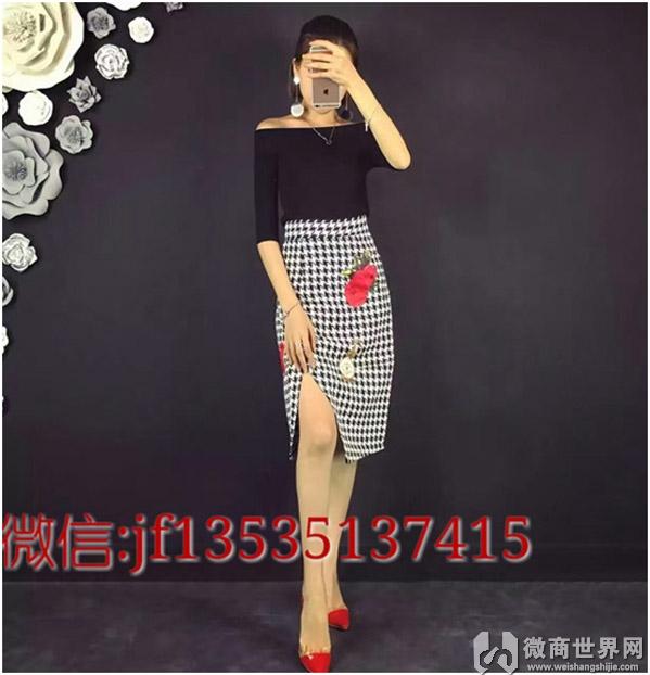 潮流时尚女装 厂家直销 6年老厂 做工一线
