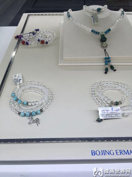 铂金尔曼首饰珠宝货源代理产品图