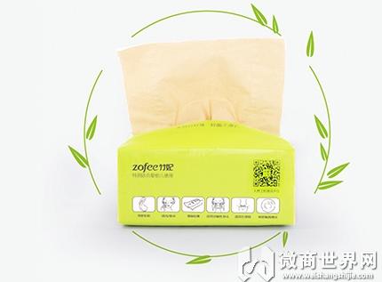 竹妃纸巾代理