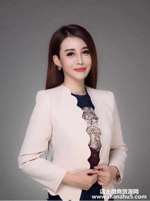 广东卫视名嘴吴荻将担任第三届微商春晚主持人!