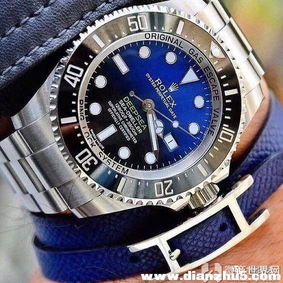 高仿劳力士绿水鬼手表与正品有哪些区别